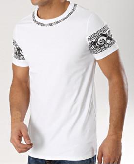 Tee Shirt Renaissance Blanc...