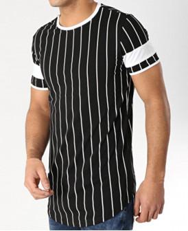Tee Shirt noir oversize...
