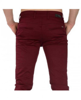 Pantalon chino straight...