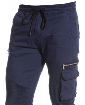 Jogger Pant Bleu Brut