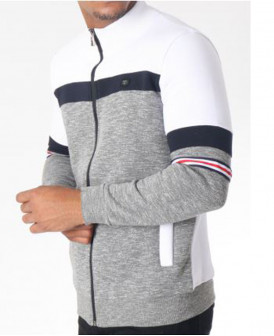 Vestes sweats zippés molleton