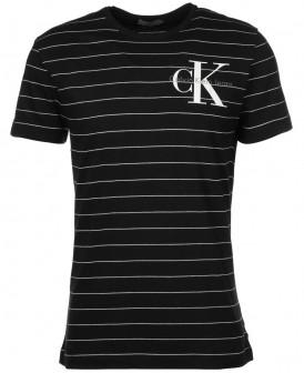 T-shirt Calvin Klein rayé...