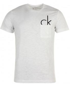 Tee shirt blanc Calvin...