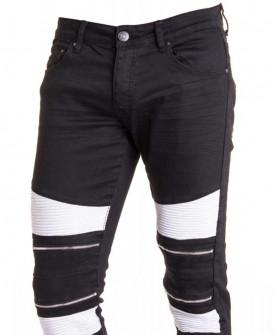 jeans slim noir street avec...
